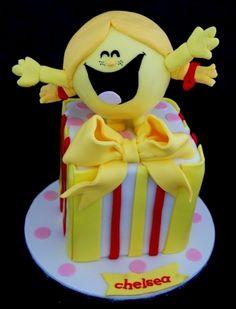 Untitled Record Cake Cake And Dj Cake - Little miss birthday cake
