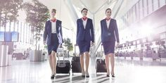 Flight Attendant Requirements - How to Become a Flight Attendant. Beauty requirements