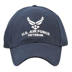 b99f6b311a6 US Air Force Veteran Military Cap Veteran Hats