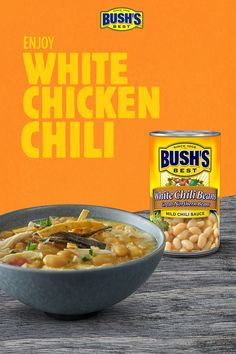 Try one of these chili recipes with BUSHS Chili Beans. Best Chili Recipe, Chilli Recipes, Mexican Food Recipes, Soup Recipes, Great Recipes, Chicken Recipes, Favorite Recipes, Recipies, Slow Cooker Recipes