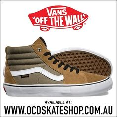 A Vans classic has been upgraded for enhanced performance! The Sk8-Hi Pro is 453dc09ce