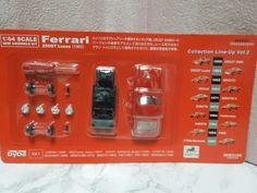 New Kyosho 1:64 scale MINI CAR KIT Ferrari 250GT Lusso Dydo from Japan