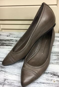 82d4dea22ce5  178 Women s Frye Alicia Ballet Brown Leather Slip On Flats Shoes Size 8.5 M   fashion  clothing  shoes  accessories  womensshoes  flats (ebay link)