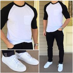 Amazing 37 Best White Sneakers for Men in 2018 Best White Sneakers, White Sneakers Outfit, Sneakers Fashion, Fashion Outfits, Fashion Tips, Men Sneakers, Sneakers Style, Running Sneakers, Leather Sneakers