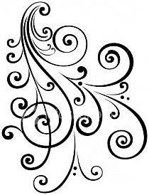 fancy scroll clip art clipart best clipart best pyrography to rh pinterest com Victorian Scroll Clip Art fancy scroll design clip art