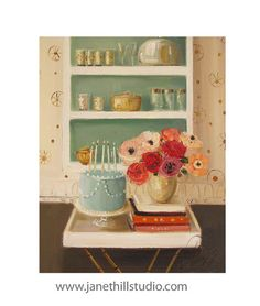 Etsy Finds Vol. III: Artist Janet Hill