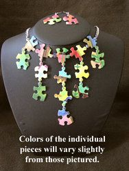 puzzle jewelry - Google Search
