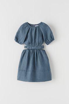 Floral Shirt Dress, Denim Shirt Dress, Striped Dress, Seersucker Dress, Jumpsuits For Girls, Dresses Kids Girl, 21 Dresses, Patchwork Dress, Cute Outfits For Kids