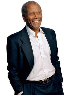 Sydney Poitier, VF Proust Questionnaire: Which living person do you most admire? Nelson Mandela.