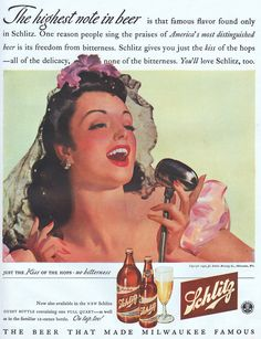 Beer In Ads #2443: The Highest Note In Beer