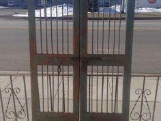 Rare Antique Architect European Doors | ksl.com