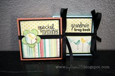 What a cute Mother's Day DIY gift idea for grandmothers !