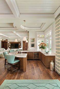 House of Turquoise: Stofft Cooney Architects