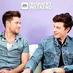 May Niall and Shawn Mendes at BBC's Biggest Weekend in Swansea O to the T to the OTP Shawn Mendes, William Moseley, Princesa Leia, Big Music, Best Friendship, James Horan, Magcon, Liam Payne, Future Husband