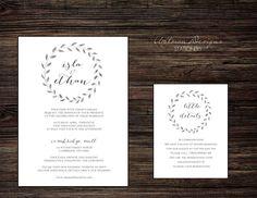 Diy Flowers, Flower Diy, Printable Wedding Invitations, Papers Co, Paper Texture, Letterpress, Diy Wedding, My Etsy Shop