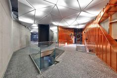 Impactful Entry Space: Museum of Fire