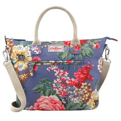 Bloomsbury Bouquet Small Paris Tote | Cath Kidston |