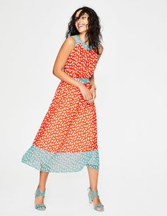 Sylvie Dress W0161 Smart Day at Boden