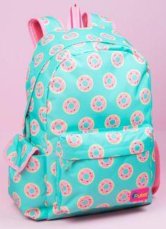 1474f4806 16 melhores imagens de bolsa de escola | School supplies, Cute ...