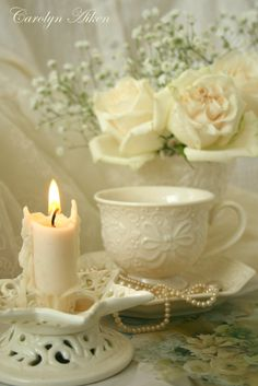 Aiken House & Gardens: Romantic Whites