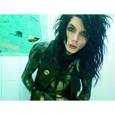 Andy Biersack ❤ liked on Polyvore featuring bvb, andy, andy biersack and bvb pics