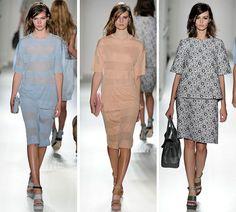Mulberry Spring/Summer 2014 RTW - London Fashion Week  #fashionweek #LFW #LondonFashionWeek
