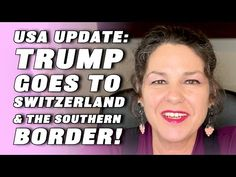 (2861) WHAT'S GOING ON WITH TRUMP GOING TO SWITZERLAND? + LOOKING AT THE UNITED STATES SOUTHERN BORDER! - YouTube What Really Happened, What Goes On, Tarot Cards, Coming Out, Switzerland, Southern, United States, Facts, Messages