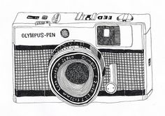 Olympus Pen...my one thing I want that is electronic. Oh yes please.