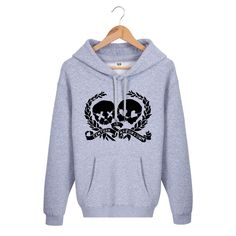 Green Day Skull logo new pullover hoodie sweatershirt