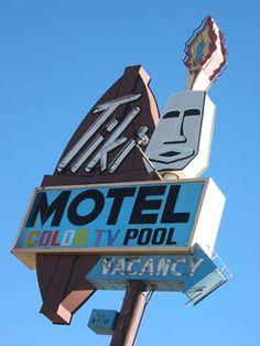 Tiki Motel in Tucson -- Tiki Central