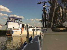 #Urlaub Polen #motorbootcharter # hausboot charter
