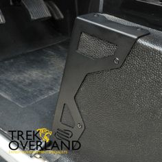 Land Rover Defender Seat Box Protectors - Equipe 4x4 - PABSN064 / PABSI064