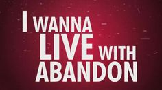 Newsboys - I wanna Live with Abandon