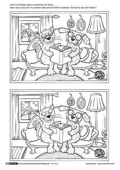 Download als PDF:Phantastisches – Hund und Katze Sofa Fehlerbild