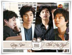 Love K, Gong Yoo Coffee Prince, Kdrama, Tv Series 2013, Yoo Gong, Song Seung Heon, Jang Hyuk, Straight Guys, Culture