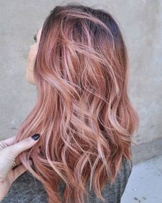 Is rose gold hair the next big thing? Let us know your thoughts - more on our Pinterest! (Username: MissSelfridge)