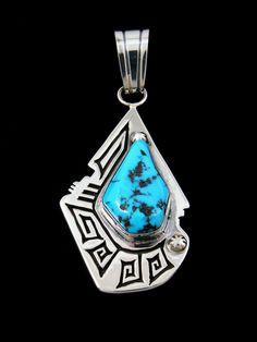 Navajo Handmade Sterling Silver White Buffalo Cluster Necklace Set Davin Benally