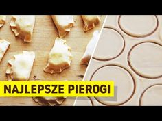 Ciasto na pierogi - najlepszy przepis + mój sekret 👍 - YouTube Polish Recipes, New Recipes, Polish Food, Decir No, Pasta, Cheese, Breakfast, Sissi, Youtube