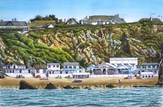 Paul's world of art  Newquay Cornwall