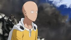 glare, One Punch Man, bad pun,