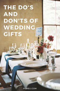 How Much Should You Spend On Wedding Gifts It Used To Be Considered Good Etiquette