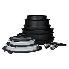 Buy Tefal Ingenio Induction The Complete Set, 13 Piece Online at johnlewis.com  £250  http://www.johnlewis.com/tefal-ingenio-induction-the-complete-set-13-piece/p519694#tabinfo-ratings