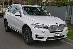 2014 BMW X5 (F15) xDrive30d wagon (2015-06-27) 01.jpg