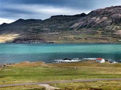 Beautiful Bakkagerdi, Iceland. Love that landscape!