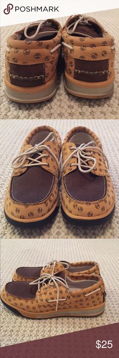 (Rare) Timberland causal shoes A rare nubuck Timberland shoe. These are one of the most comfortable shoes ever made! Timberland Shoes Boat Shoes