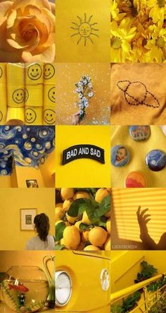 18 trendy quotes flower yellow The Effective Pictures We Offer You About Quotes summer A qua Yellow Aesthetic Pastel, Aesthetic Pastel Wallpaper, Aesthetic Colors, Flower Aesthetic, Aesthetic Collage, Pastel Yellow, Mellow Yellow, Aesthetic Wallpapers, 90s Aesthetic