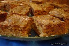 Finding Joy in My Kitchen: Rhubarb Cake