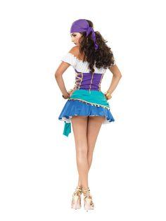 gypsy Costumes for Women   Leg Avenue Gypsy Princess - Sexy Fancy Dress Costumes - Women's Sexy ...