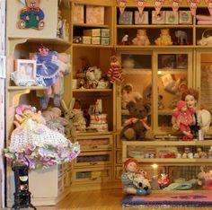 Baby Shop  Dollhouse Miniatures