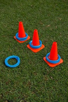 Birthday Party Planning Ideas Supplies Idea Cake Cone Toss: Kids had reels of pipes to try and throw over the safety cones/witches hatsCone Toss: Kids had reels of pipes to try and throw over the safety cones/witches hats Construction Birthday Parties, Cars Birthday Parties, Carnival Birthday, Birthday Games, Boy Birthday, Third Birthday, Construction Party Games, Birthday Ideas, School Carnival